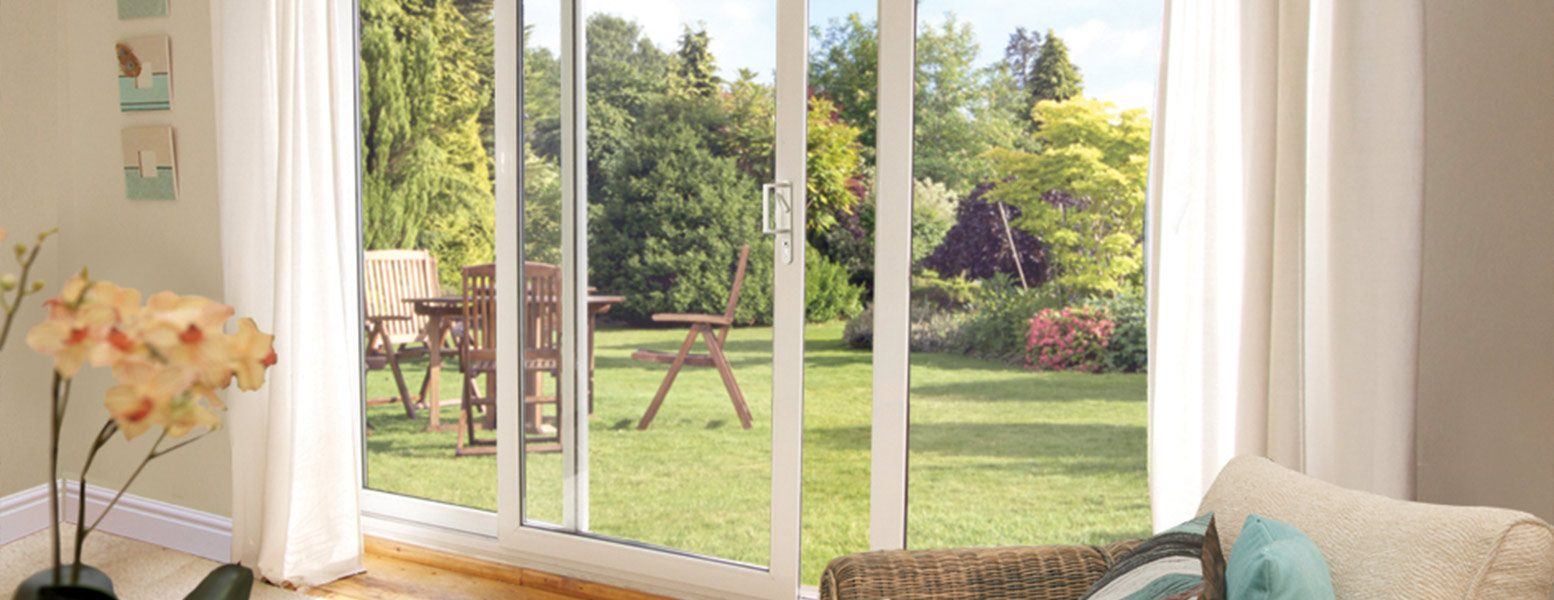 Patio doors moray firth windows for Patio doors with side windows