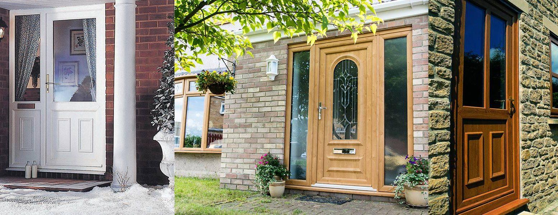 Residential Doors Moray Firth Windows